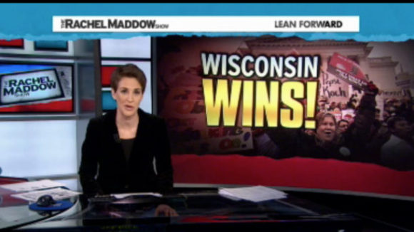 Winners in Wisconsin: Taxpayers
