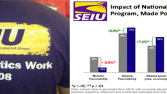 Did Out-of-State SEIU Organizers Vote Illegally in Wisconsin