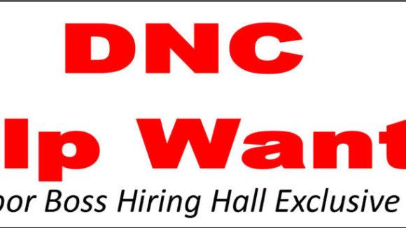 DNC:  No Union; No Business