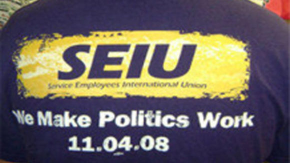 SEIU Tries to Grab Dues Money from Taxpayer Subsidies