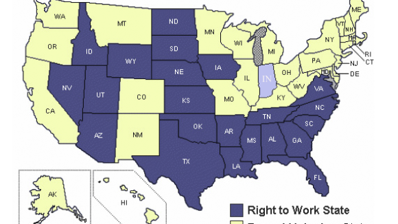 Attention MI Gov. Snyder:  Right To Work Debate Worth Having