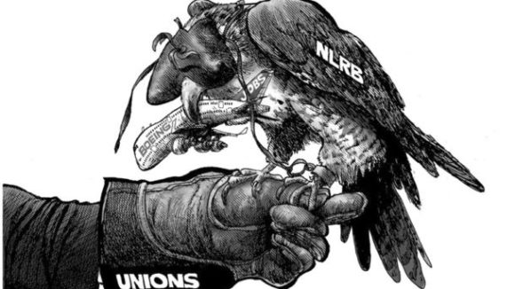Presidential Power Abused at Big Labor's Behest