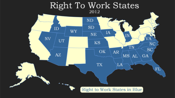 Indiana Passes Right To Work -- National Right to Work Committee Statement