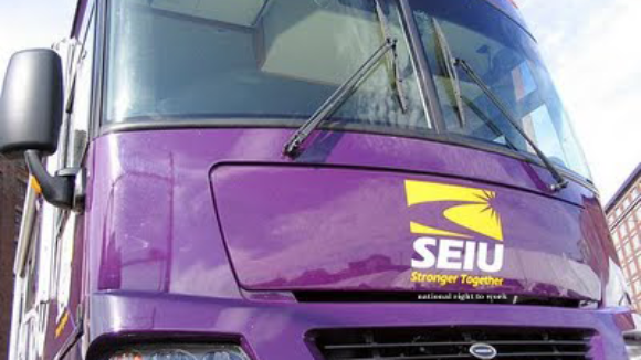 SEIU's Forced-Dues Political Spending Plans