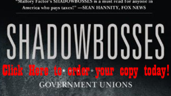 Battle Plan of the Shadowbosses: The strategy to unionize government employees who aren't government employees