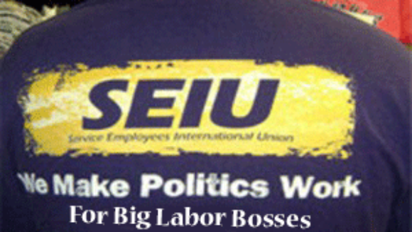 SEIU Admits Election Fraud