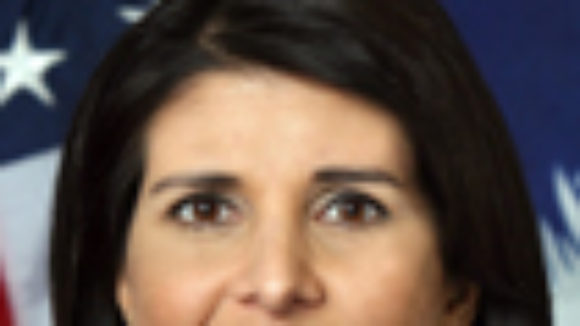 South Carolina's Governor Nikki Haley: Where's Barack?