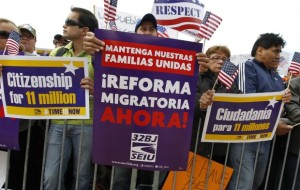 seiu on closed national mall rally for amnesty