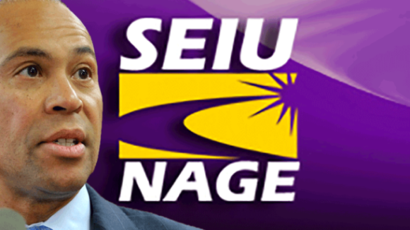 Mass. Governor's Add'l $6 Million Political Payback to SEIU