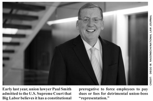 union-lawyer-Paul-Smith
