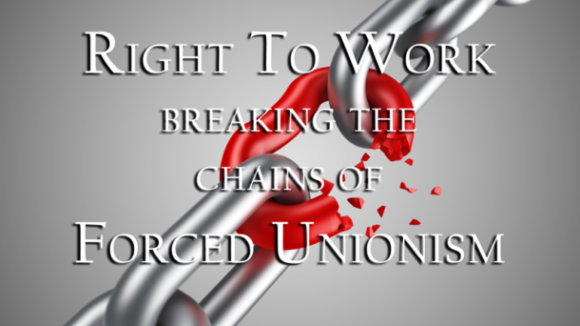 West Virginia Right To Work Ends Forced Dues