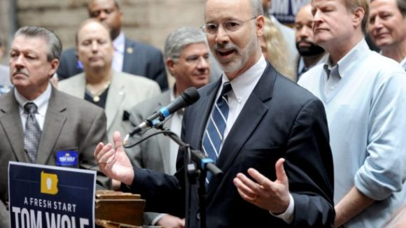 Big Labor Pennsylvania Governor Is a 'Student-Buster'