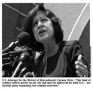 U.S. Attorney for the District of Massachusetts Carmen Ortiz@0,3x