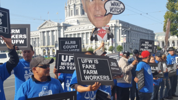 California Finally Surrenders; Certifies Employees' Overwhelming Vote to Dump Union