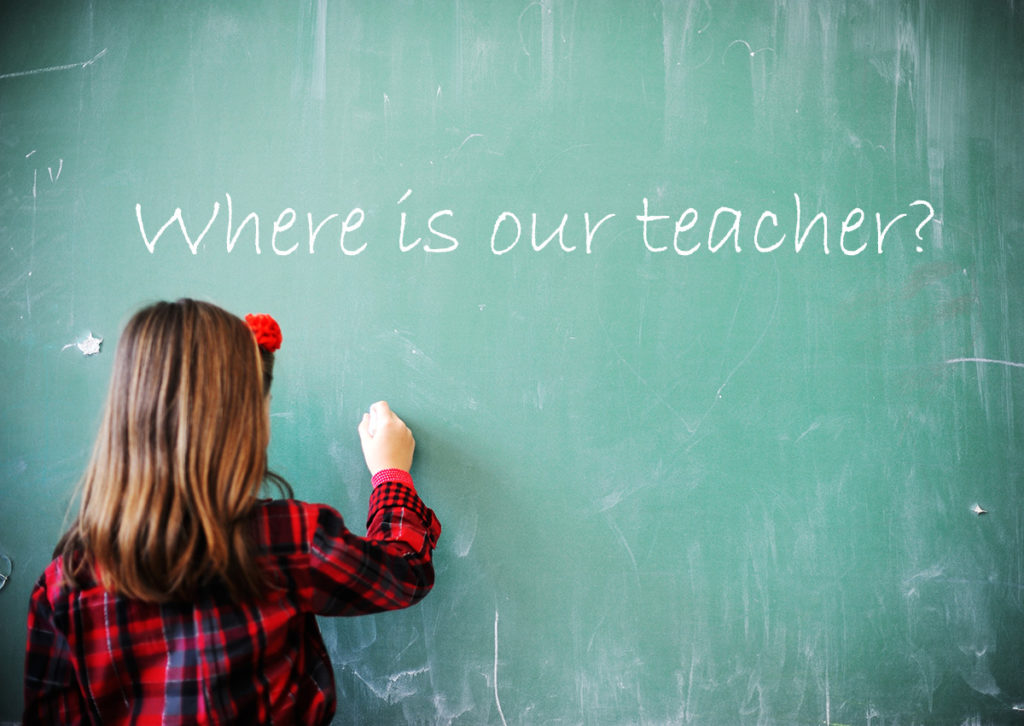 where-is-our-teacher