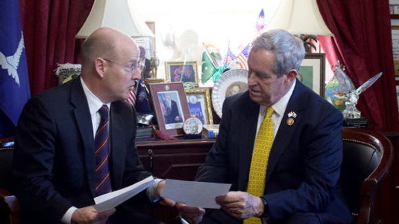 U.S. Rep. Joe Wilson Introduces National Right To Work Act to End Forced Union Dues for Workers