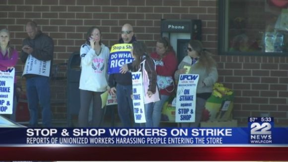 Retaliatory Firings of Nonstriking Workers Illegal!