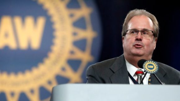UAW Prez ordered falsification of union expenses
