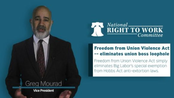 FAQs - What is the Freedom from Union Violence Act (FUVA)?