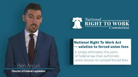 FAQs - What is the National Right To Work Act (NRTWA)?