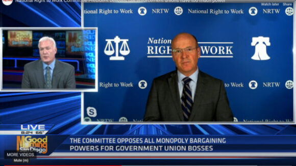 'All Government Union Monopolies Are Harmful'