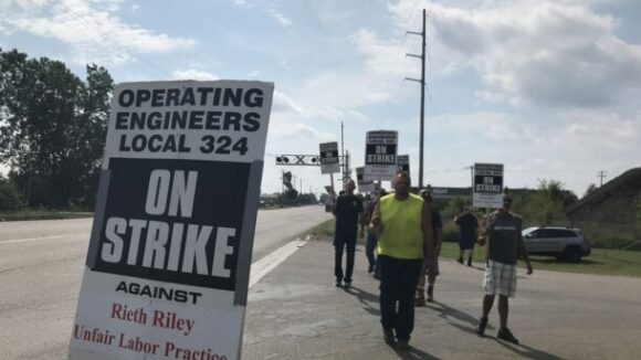 Labor Board to Prosecute IUOE Union Officials for Restricting Rieth-Riley Workers' Resignations and Dues Revocations