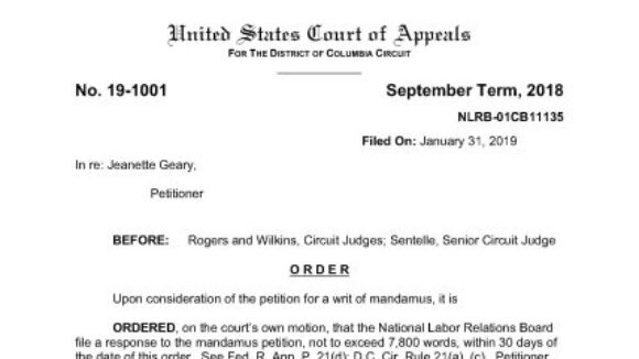 Court Orders Trump NLRB to get off its ...