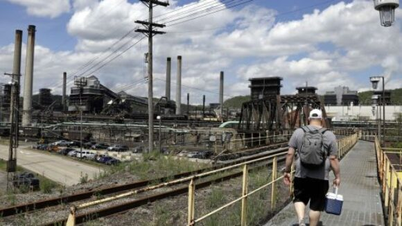 Non-Union Big River Steel Employees Smelting Competitors Like U.S. Steel