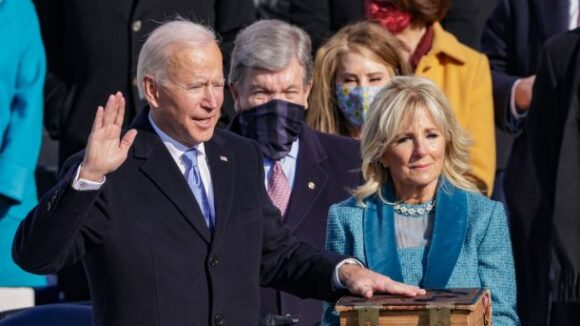 Biden Payback to Big Labor Bosses Underway