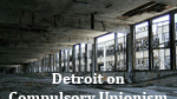 Why is Detroit Bankrupt?