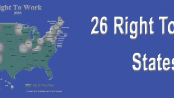 West Virginia Senate Passes Right to Work Bill