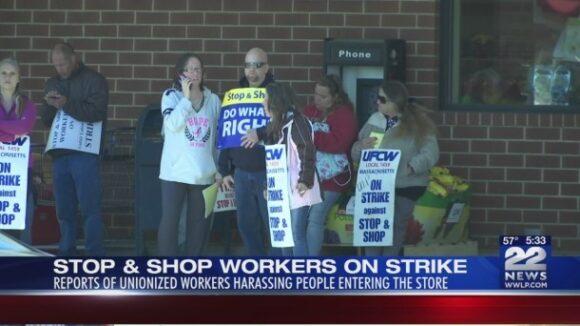 Retaliatory Firings of Nonstriking Workers Illegal!