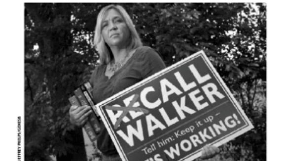 'We Have a Score to Settle With Scott Walker'