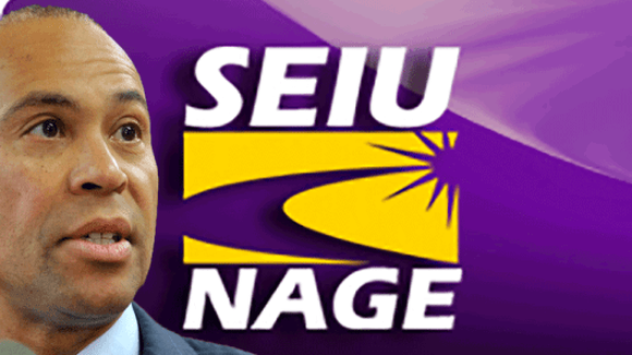 Mass. Governor's Add'l $6 Million Political Payback to SEIU