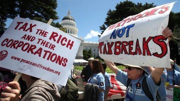 Big Labor Wall Crumbling in California?