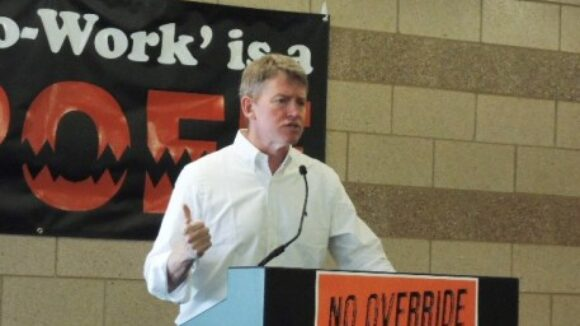 Big Labor Desperate to Stop Right to Work Law