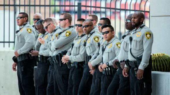 Las Vegas Police Officer Challenges Unconstitutional Union Dues