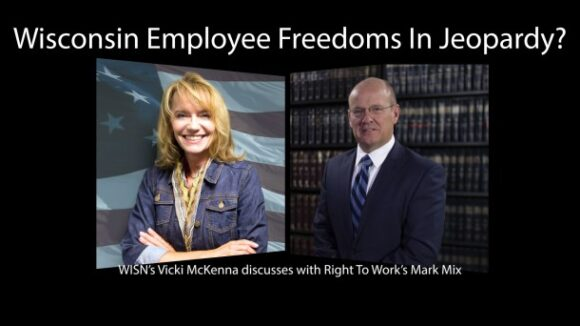 Wisconsin 2018:  WISN Talker Vicki McKenna and Mark Mix Discuss Election