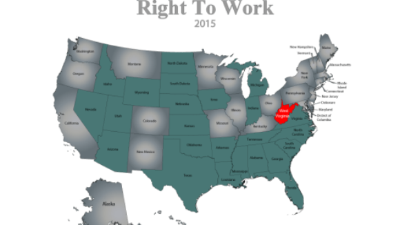New Poll - West Virginians Want Right To Work