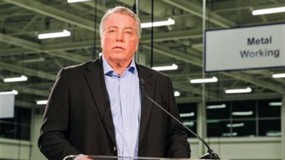 High-Ranking UAW Boss: Right to Work 'Helps' Unions