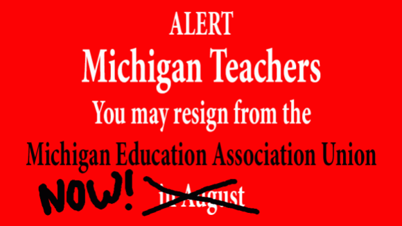 Michigan Ruling: Big Labor