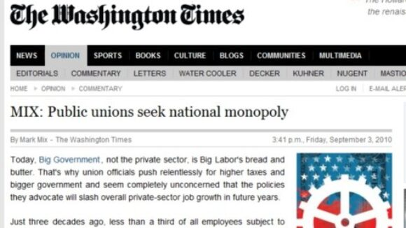 Again, Reid-Pelosi Plan to Expand Government Employee Forced Unionism