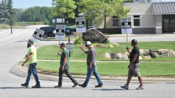 NLRB Takes Up Rieth-Riley Construction Workers' Case Defending Ousting of IUOE Union Bosses