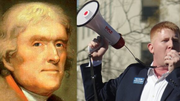 Delegate Lee Carter Wants To Impose Forced-Unionism on Virginians and He's Not Alone