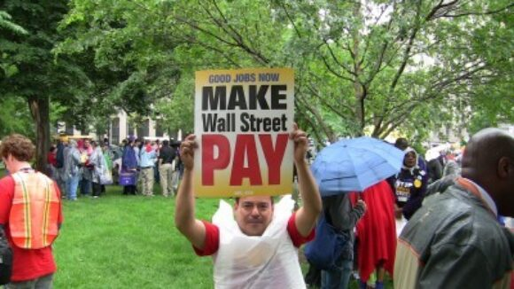 Spring 2012:  Taxpayer-Funded UAW training 100,000 people energize the fizzled Ocuppy Wall Street gang