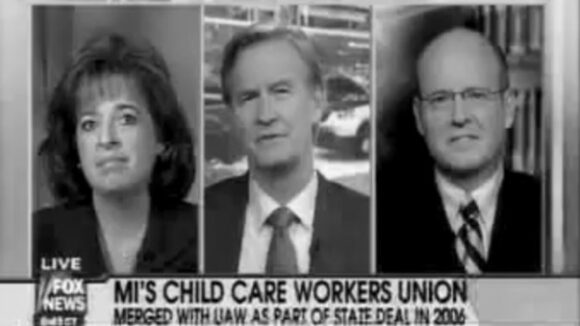 Michigan Renounces Day-Care Forced Unionism