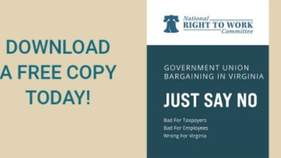 Government Union Bargaining: Just Say NO!