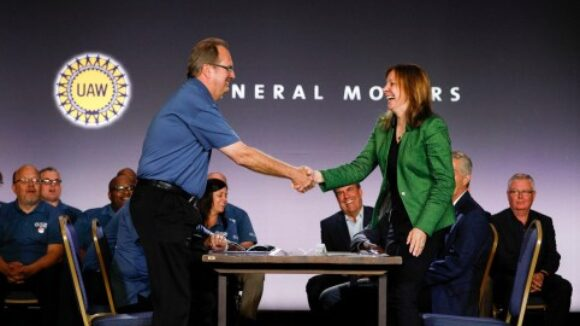 Crooked UAW Union Demands Intimidation Privileges