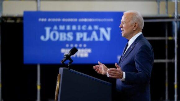 Joe Biden's 'Infrastructure' Bait-and-Switch