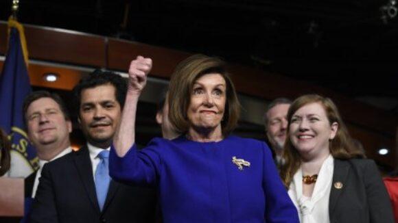 Nancy Pelosi: No One Speaks But Those I Pick!